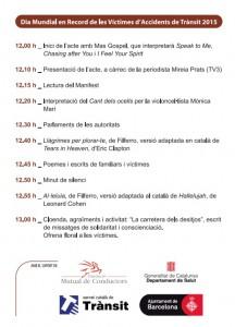 Programa (del flyer)